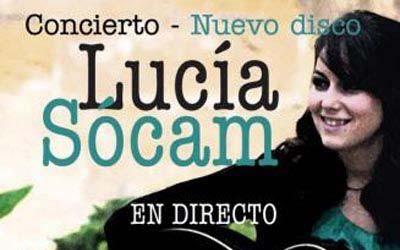 LUCÍA SOCAN EN DIRECTO EN MADRID