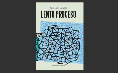 NUEVA NOVELA DE JOSÉ LUÍS CANCHO: LENTO PROCESO