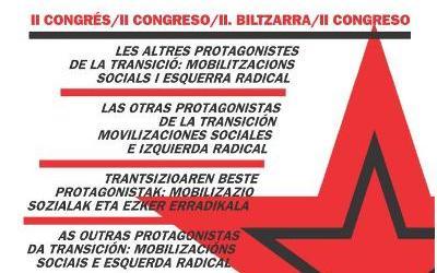 EL ARCHIVO EN EL II CONGRESO DE LA TRANSICIÓN